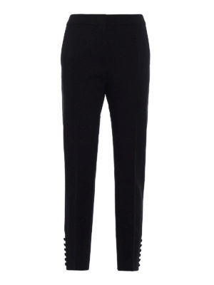 Max Mara: Tailored & Formal trousers - Papaile sleek trousers