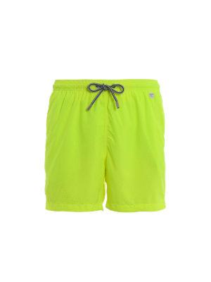 MC2 SAINT BARTH: Costumi piscina e boxer - Boxer da mare Lighting Pantone fluo