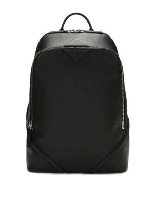 Mcm: backpacks - Medium Duke nappa backpack