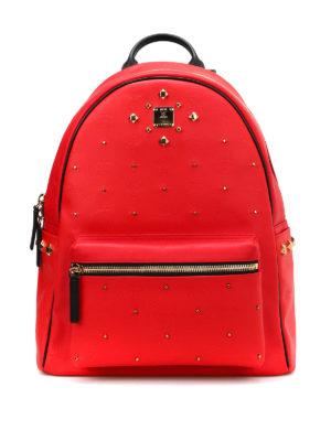 Mcm: backpacks - Medium Stark Odeon backpack