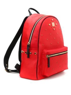 Mcm: backpacks online - Medium Stark Odeon backpack