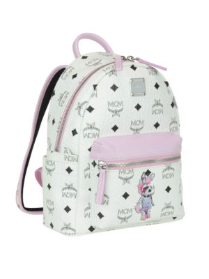 Mcm: backpacks online - Rabbit mini backpack