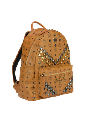 Mcm: backpacks online - Stark medium backpack