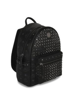 Mcm: backpacks online - Visetos embellished backpack
