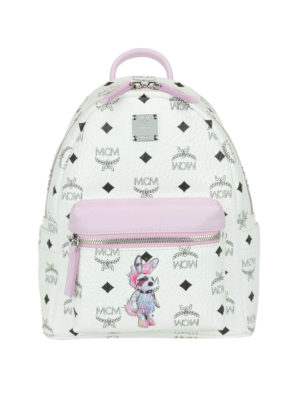 Mcm: backpacks - Rabbit mini backpack