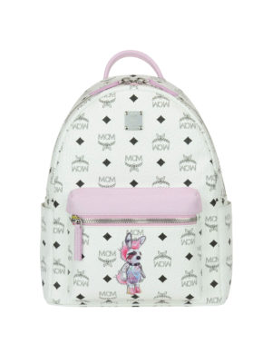 Mcm: backpacks - Rabbit small backpack