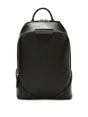 Mcm: backpacks - Small Duke nappa backpack