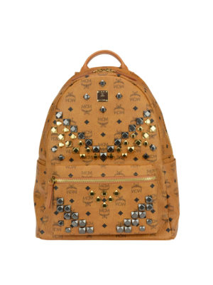 Mcm: backpacks - Stark medium backpack