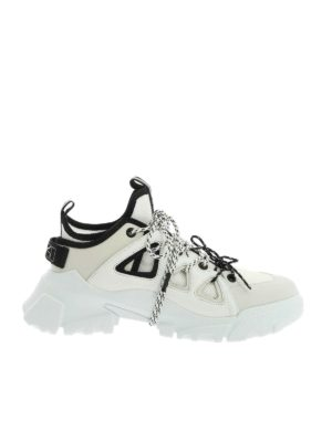 McQ Alexander Mcqueen: trainers - Orbyt Sneakers in white