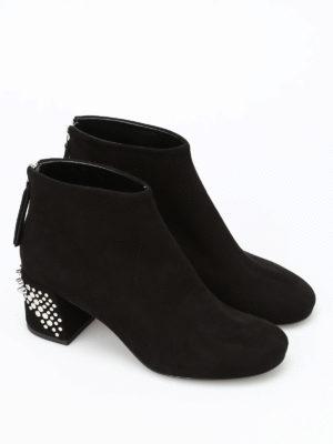 Mcq: ankle boots online - Pembury suede ankle boots
