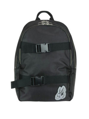 Mcq: backpacks - Bunny black backpack