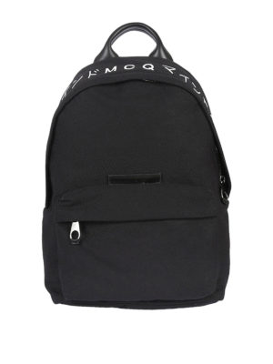 Mcq: backpacks - Lyrics canvas backpack