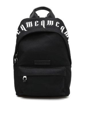 Mcq: backpacks - McQ canvas backpack