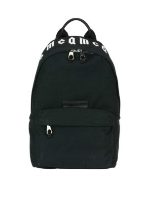 Mcq: backpacks - McQ Repeat print backpack