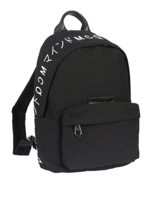 Mcq: backpacks online - Lyrics canvas backpack