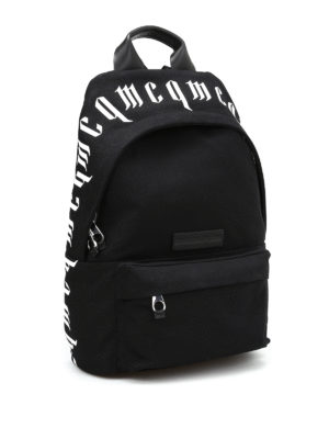 Mcq: backpacks online - McQ canvas backpack