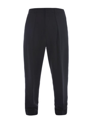 Mcq: casual trousers - Pleated trousers