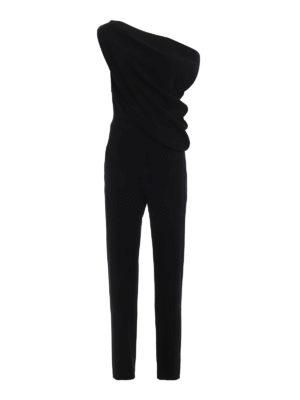 Mcq: jumpsuits - Elegant cady crepe jumpsuit