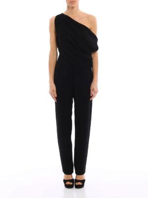 Mcq: jumpsuits online - Elegant cady crepe jumpsuit