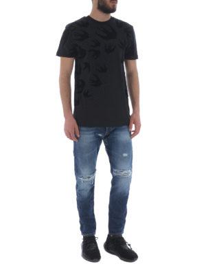 MCQ: t-shirt online - T-shirt Swallow nera
