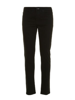 Mcq: skinny jeans - Basic five pocket denim jeans