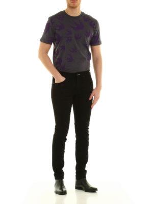 Mcq: skinny jeans online - Basic five pocket denim jeans