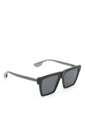 Mcq: sunglasses - Geometric shaped sunglasses
