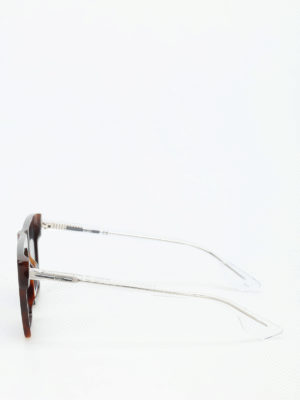 Mcq: sunglasses online - Tortoiseshell sunglasses