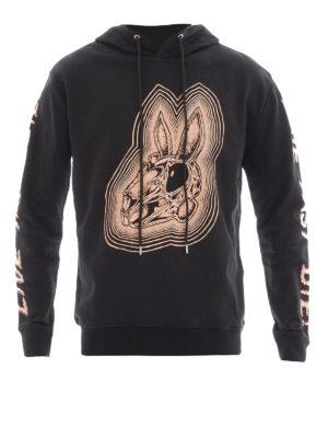 Mcq: Sweatshirts & Sweaters - Bunny Be Here Now hoodie