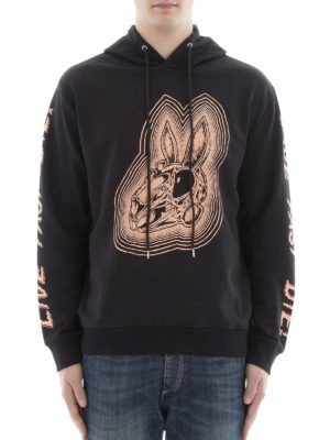 Mcq: Sweatshirts & Sweaters online - Bunny Be Here Now hoodie