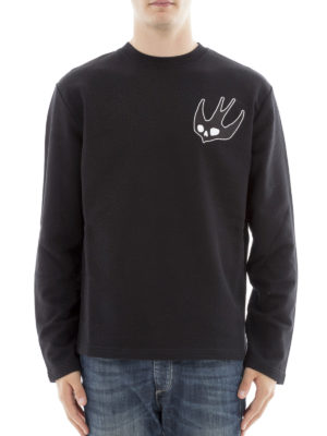 Mcq: Sweatshirts & Sweaters online - Sweatshirt with Swallow patches
