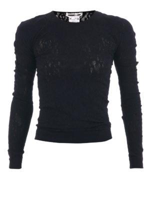 Mcq: t-shirts - Meshwork T-shirt