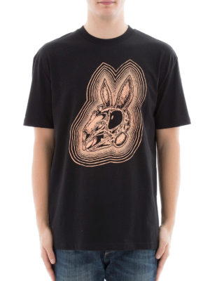 Mcq: t-shirts online - Bunny Be Here Now T-shirt