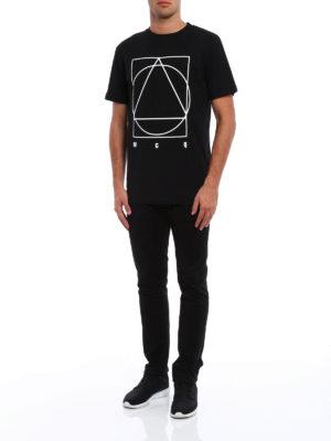 Mcq: t-shirts online - Logo print T-shirt