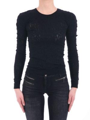 Mcq: t-shirts online - Meshwork T-shirt