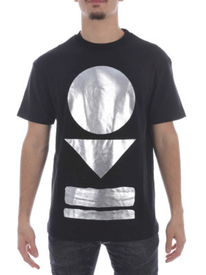 Mcq: t-shirts online - Warrior Markings print T-shirt
