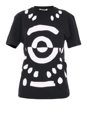 Mcq: t-shirts - Tribal printed T-shirt