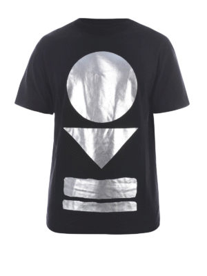 Mcq: t-shirts - Warrior Markings print T-shirt