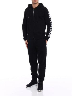 Mcq: tracksuit bottoms online - Repeated McQ tracksuit bottoms