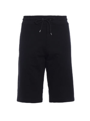 Mcq: tracksuit bottoms - Repeated McQ short tracksuit