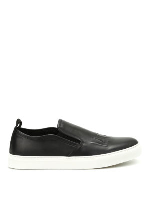 Mcq: trainers - Chris slip-ons