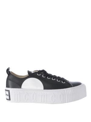 MCQ: sneakers - Sneaker con maxi suola mcq