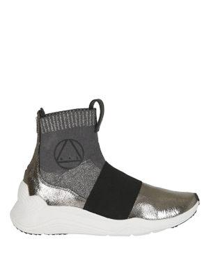 MCQ: sneakers - Sneaker alte a calza Hikaru