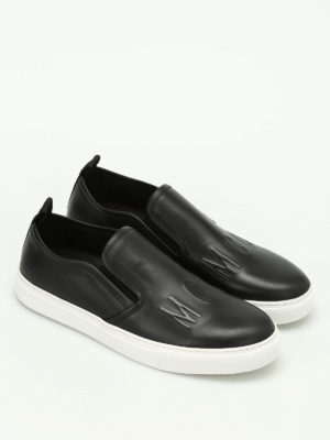 Mcq: trainers online - Chris slip-ons