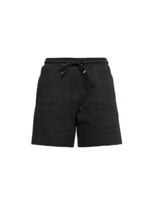 Mcq: Trousers Shorts - Embroidered logo short trousers
