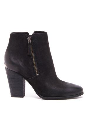Michael Kors: ankle boots - Denver zip detailed booties