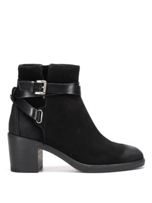 Michael Kors: ankle boots - Fawn suede booties