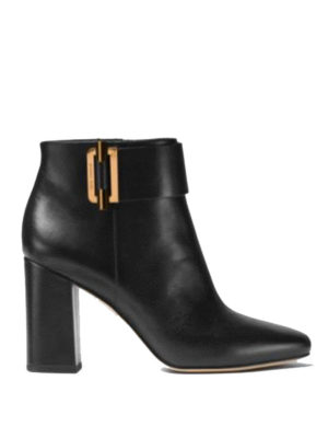 Michael Kors: ankle boots - Gloria leather pointy booties