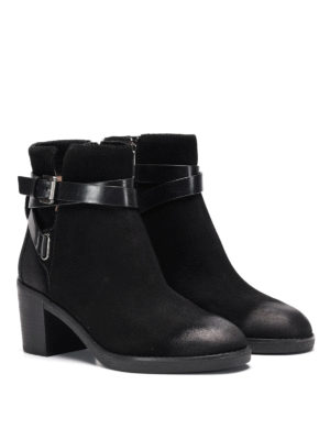Michael Kors: ankle boots online - Fawn suede booties