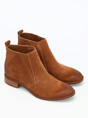 Michael Kors: ankle boots online - Riley suede ankle boots